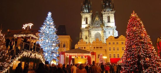 4* Prague Christmas market break