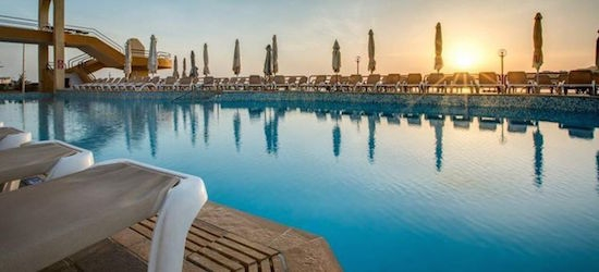 Deluxe 4* all-inclusive seafront Malta week