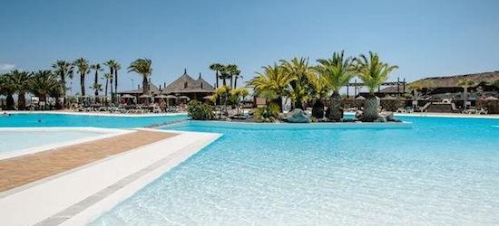 4* deluxe all-inclusive Lanzarote week