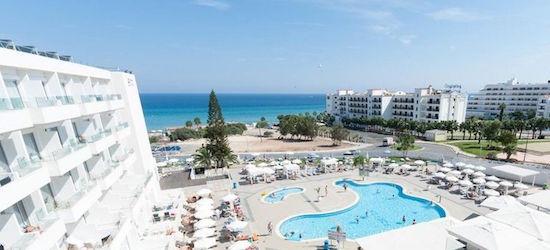 4* all-inclusive Cyprus beach week