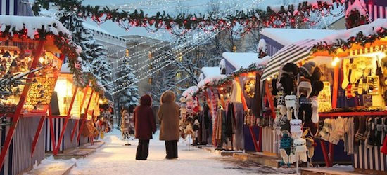 4* Riga Christmas market break