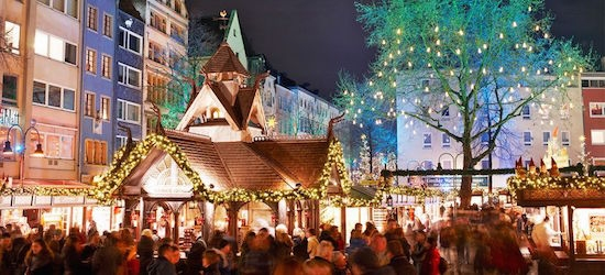 4* Cologne Christmas market break