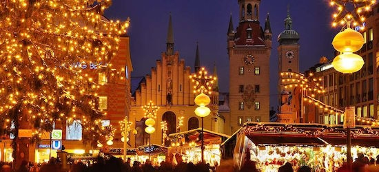 4* Munich Christmas market break