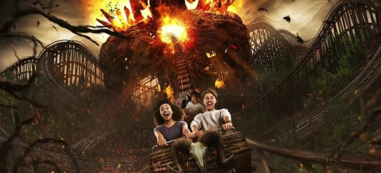 Win an overnight stay at Alton Towers Resort & entry to Scarefest & Dungeon