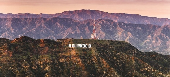 Win a week for two in Hollywood