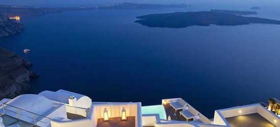 Santorini: 5* Chromata Apartments