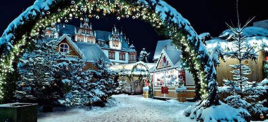 Copenhagen Christmas market breaks