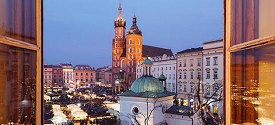 Krakow Christmas market break