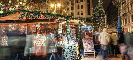 Budapest Christmas market break