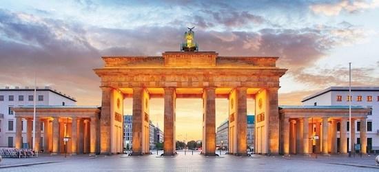 Berlin Christmas market breaks