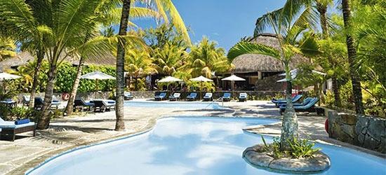 3* Mauritius escape w/flights