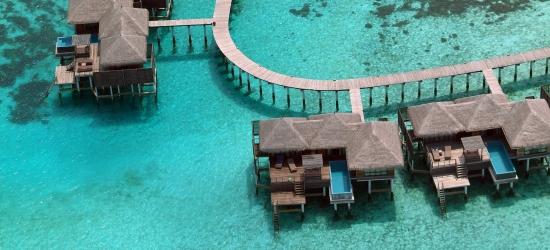 Win a blissful break for two in the Maldives