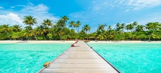 Maldives: full-board week w/flights & transfers