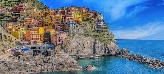 Italy: 4* coastal Sorrento holiday