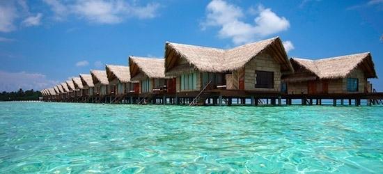 Maldives: 4* luxury getaway