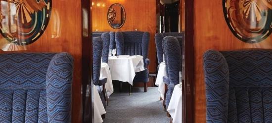 Win a trip on Belmond British Pullman, the UK's grandest train