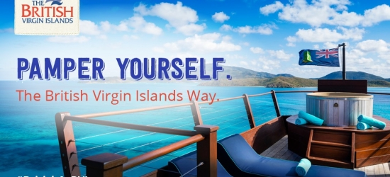 Win a luxury all-inclusive stay for two in the British Virgin Islands