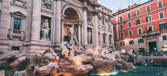 Win a 3-night luxury break to Rome