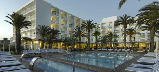 7 nights in Mar at the 4* Palladium Hotel Palmyra - Adult Only, Ibiza