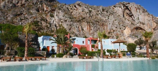 7 nights in May at the 4* Kalypso Cretan Village, Crete, Greece