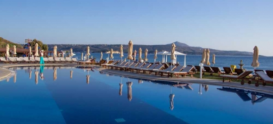 7 nights in Mar at the 5* Kiani Beach Resort, Crete West, Greece