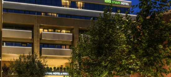 7 nights in Mar at the 4* Ibis Styles Heraklion Central, Crete East, Greece