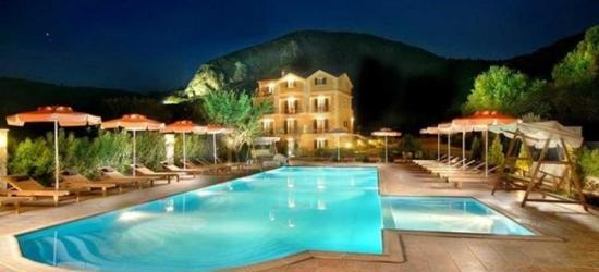 4* getaway in Kefalonia, Greece