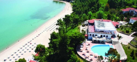 7 nights in Apr at the 4* Alexander The Great, Halkidiki, Greece