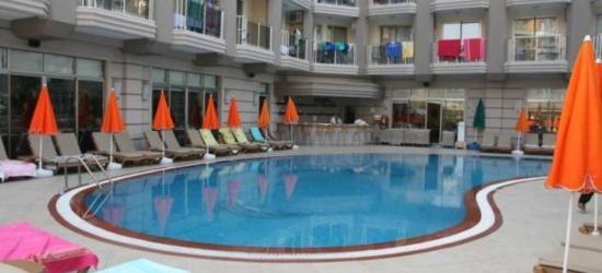 7 nights in May at the 4* Sultan Sipahi Resort, Antalya, Turkey