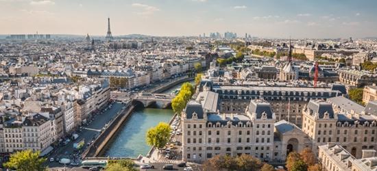 Romantico short break a Parigi, Hotel Albert Premier, Parigi