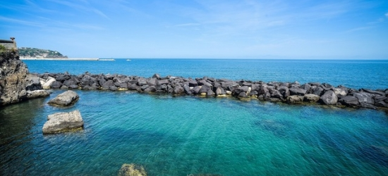Based on 2 people per night | Tempting Ischia hotel with private beach, Ischia, Italy