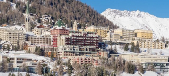 $ Based on 2 people per suite per night   Boutique St Moritz hideaway with direct mountain access, Hotel Cervus, Switzerland