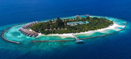 $ Based on 2 people per night | Blissful Maldives paradise with luxe villas, Amaya Kuda Rah, South Ari Atoll, Maldives