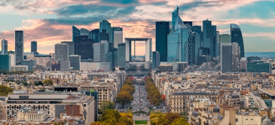 $ Based on 2 people per night | Lovely hotel near Paris' financial center, Sofitel Paris La Défense, France