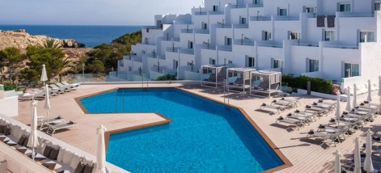 $ Based on 2 people per suite per night | Chic Ibiza resort on the stunning north coast, Barceló Portinatx - Adults Only, Spain