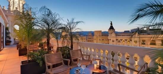 Based on 2 people per night | Brand-new Córdoba stay in a historic palace, H10 Palacio Colomera, Spain