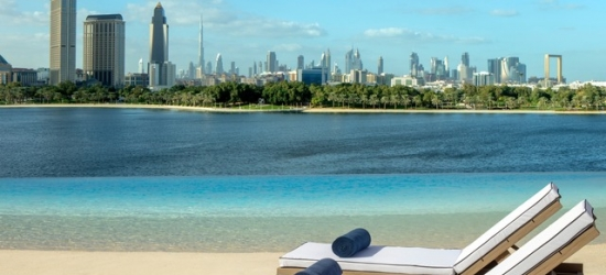 $ Based on 2 people per night | Blissful 5* Dubai luxury resort, Park Hyatt Dubai, UAE