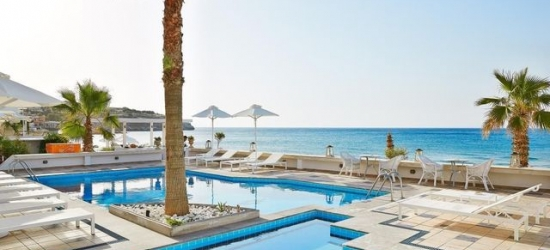 Based on 2 people per studio per night | Elegant Crete stay at a luxe boutique hotel, Petradi Beach Lounge Hotel, Greece
