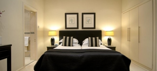 $ Based on 2 people per night | Luxe stay in one of London's poshest areas, The Beaufort, Knightsbridge, London, UK