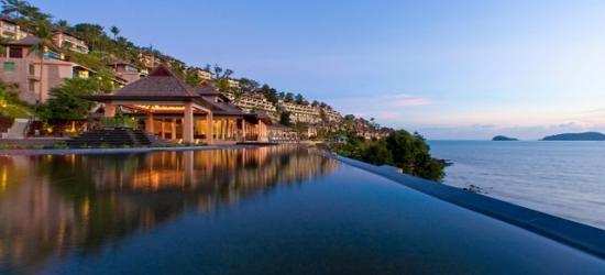 $ Based on 2 people per night   Acclaimed 5* Phuket resort with sea views, The Westin Siray Bay Resort & Spa, Phuket, Thailand