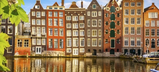 $ Based on 2 people per night   Central & stylish Amsterdam abode, The Manor Amsterdam, Netherlands