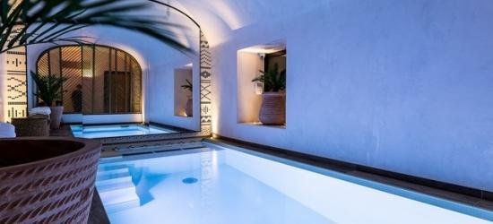 $ Based on 2 people per night | Sleek urban retreat in Paris' arts hub, LAZ' Hotel Spa Urbain, Paris, France