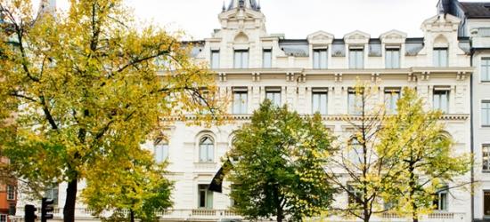 Based on 1 people per night | Sleek Stockholm gem with innovative architecture, Elite Hotel Stockholm Plaza, Sweden