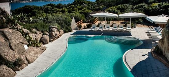 $ Based on 2 people per night | 5* Sardinia spa hotel in a coastal national park, Grand Hotel Resort Ma & Ma Resort, Italy