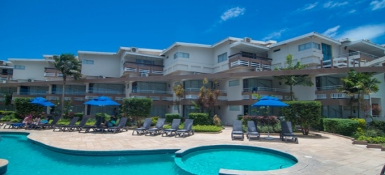 $ Based on 2 people per night | All-inclusive Tobago beachfront stay with ocean views, Tropikist Beach Hotel & Resort, Caribbean