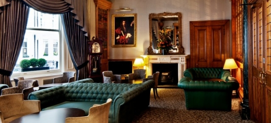$ Based on 2 people per night | Elegant and restored Victorian hotel in London's South Kensington, Grange Strathmore Hotel, Kensington, London