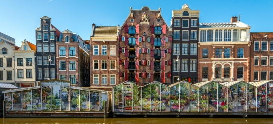 2-for-1 Newcastle-Amsterdam mini cruise