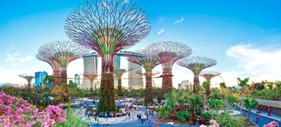 All-inc Hong Kong-to-Singapore cruise & stays