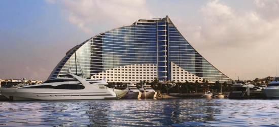 Dubai: 5-star Jumeirah 5-nt holiday & meals