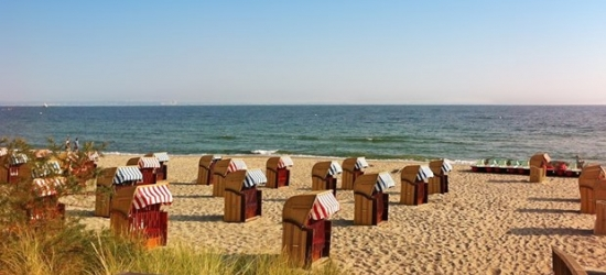 £152 & up -- North Germany: 2-night beach break with dinner, save 50%